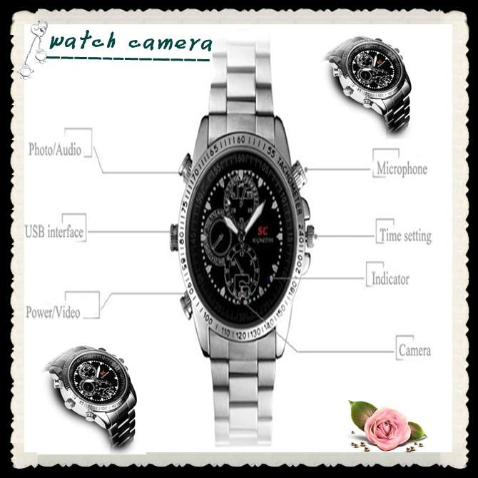 4GB wireless watch camera hidden camera 3