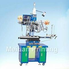 PLC round heat transfer machine