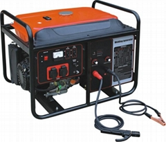 GENERATOR+WELDING MACHINE