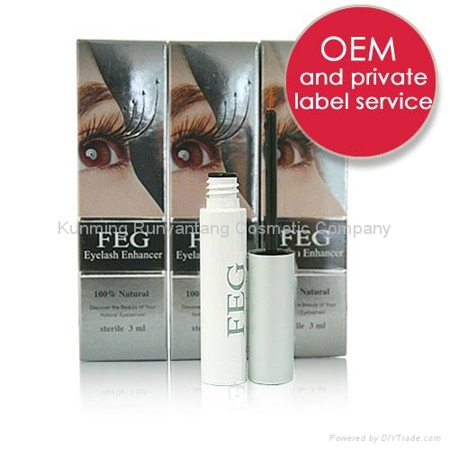 100% herbal natural eyelash xtender 3-7 days get effect Premium EyelashExtension 1
