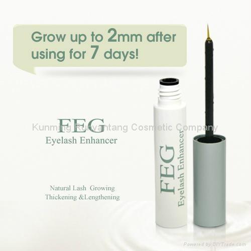 100% herbal natural eyelash xtender 3-7 days get effect Premium EyelashExtension 2