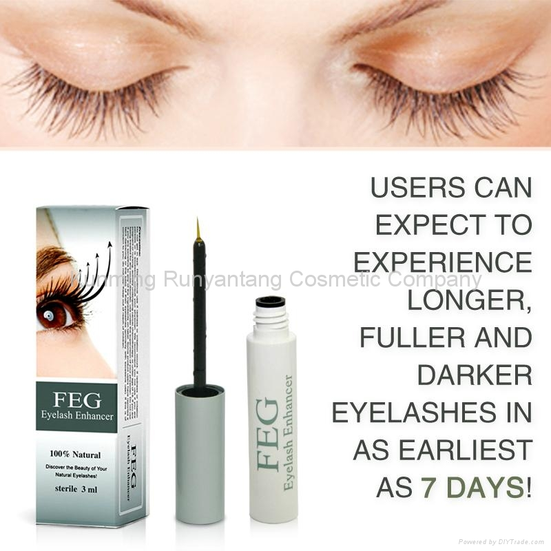 OEM/Private Label cosmetic manufacture FEG eyelash growth serum 3