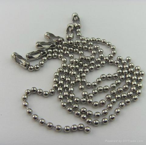Fashion metal ball chain 1
