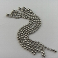 Fashion metal stainless steel ball chain