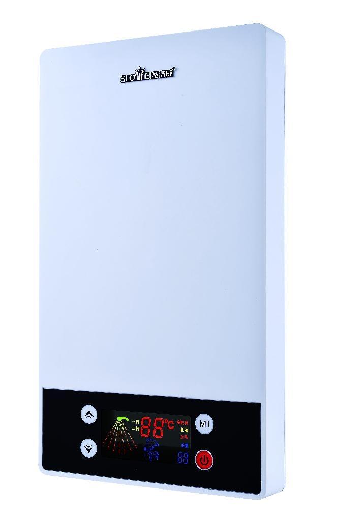 圣洛威用科技打动你的即热式电热水器 3