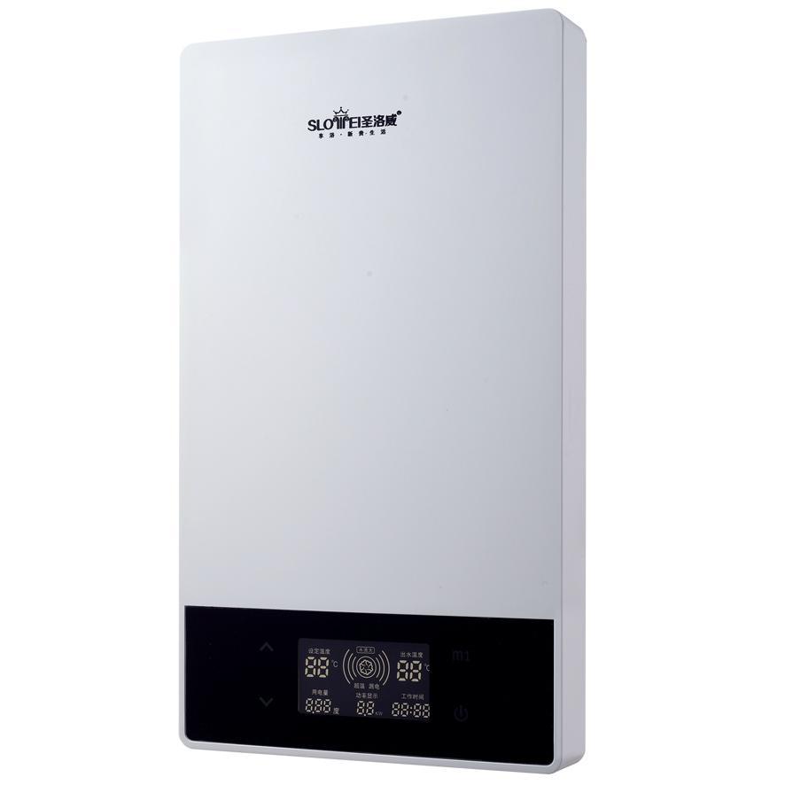 圣洛威用科技打动你的即热式电热水器 1