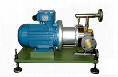 WITTE-威特特种材料齿轮泵