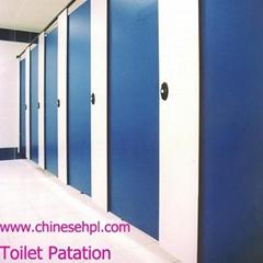 HPL Toilet Cubicles