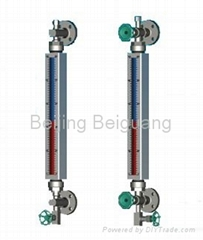 LM85 Bicolor Quartz Glass Level gauge Series