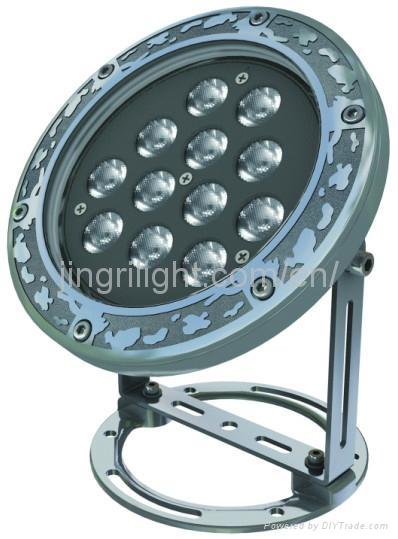 LED Underwater Light IP65 12W 1