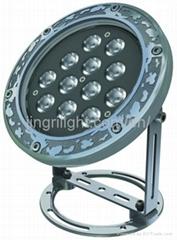 LED Underwater Light IP65 12W