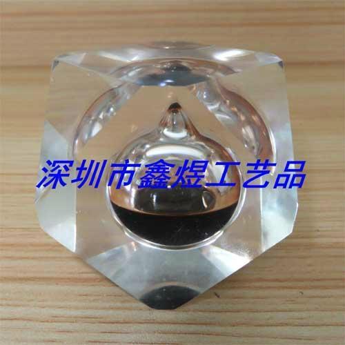 水晶胶入油工艺品 1