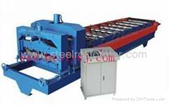 roof tile roll forming machine 828