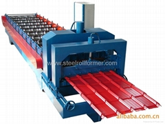america roof  tile roll forming machine
