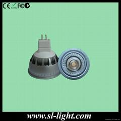 5W MR16 COB LED spotlight