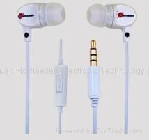 In-ear earphone for MP3/MP4 Player EP306M