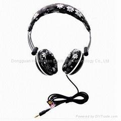 Fashion Overhead Headphone for MP4/Tablet HP727