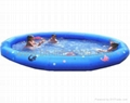 Inflatable swimming pool 5
