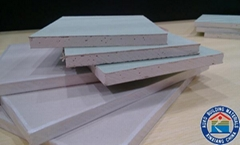home designed gypsum board