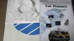 Disposable auto clean kits(Seat covers,Foot mat, wheel steering covers)