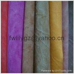 professional supplier of handbag PU leather