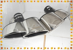 exhaust system for BENZ W221 muffler tail silence