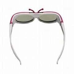 Children Cinema IR active shutter 3d glasses GT700