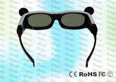 Kids Samsung 3D TV Active Shutter 3D glasses  GH600-SX