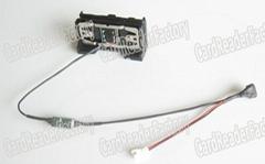 Smallest Magnetic stripe reader- MSRv010 OEM