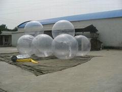 优质TPU水上漫步球
