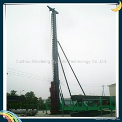 the hot sale high quality pile driver construction