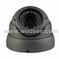 CCTV vandalproof dome WODSEE camera