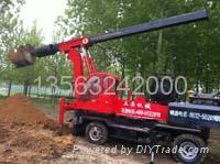 小型旋挖鑽機旋挖鑽 1