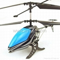3Ch mini indoor RC Helicopter ( RC Model Toy) 1