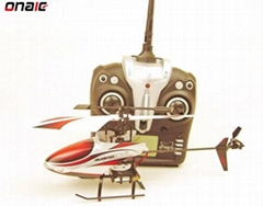 2.4Ghz Single Blade 4CH RC Helicopter Model