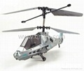 3CH Battle RC Helicopter RC Model