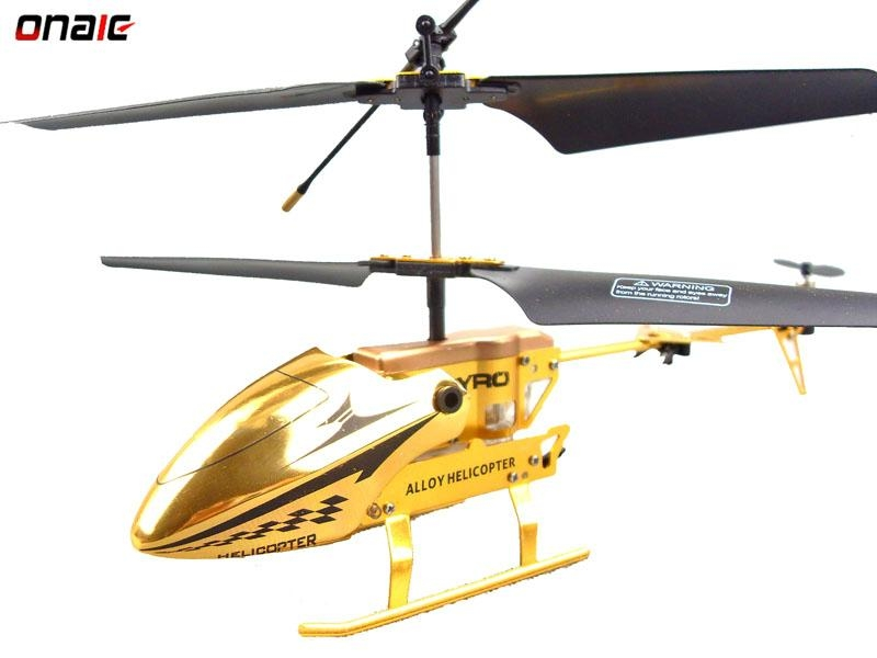 Alloy body RC Helicopter Model in GYRO 2