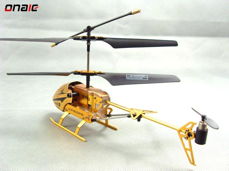 Alloy body RC Helicopter Model in GYRO 3