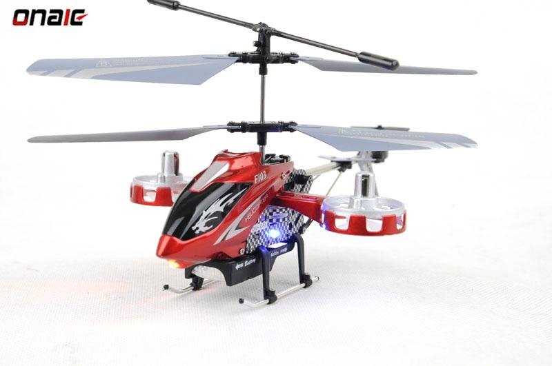4Ch RC Helicopter Avatar ready to fly 4