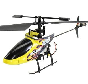 2.4Ghz Single Blade 4CH RC Helicopter Model  2
