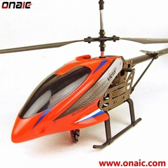 3.5 CH Big Size RC Helicopter with Gyro Building