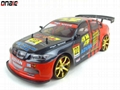 1/10 Scale 4WD RC Drift Car Great For