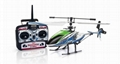 Single Blade 2.4G 4 channel RC