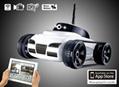 WIFI Spy Tank Iphone controlled spy tank