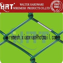 Hot Dipped Ga  anized Chain Link Fence
