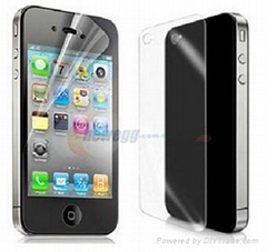 Screen protector for iPhone4/4s