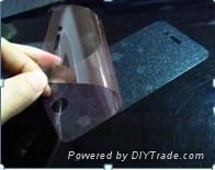 Sparkle screen protector for iphone 4s/4/5 ,Diamond protector