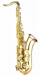 Tenor sax,like Selmer 802,Phosphor copper material body