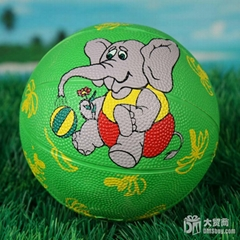 High quality Rubber Soccer Ball