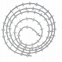 豬場鋼絲繩刮板鏈條料線